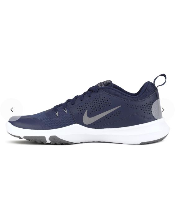 f3c90c93a31d1 Nike Legend Trainer Blue Training Shoes Us 10, Men's Fashion, Footwear,  Sneakers on Carousell