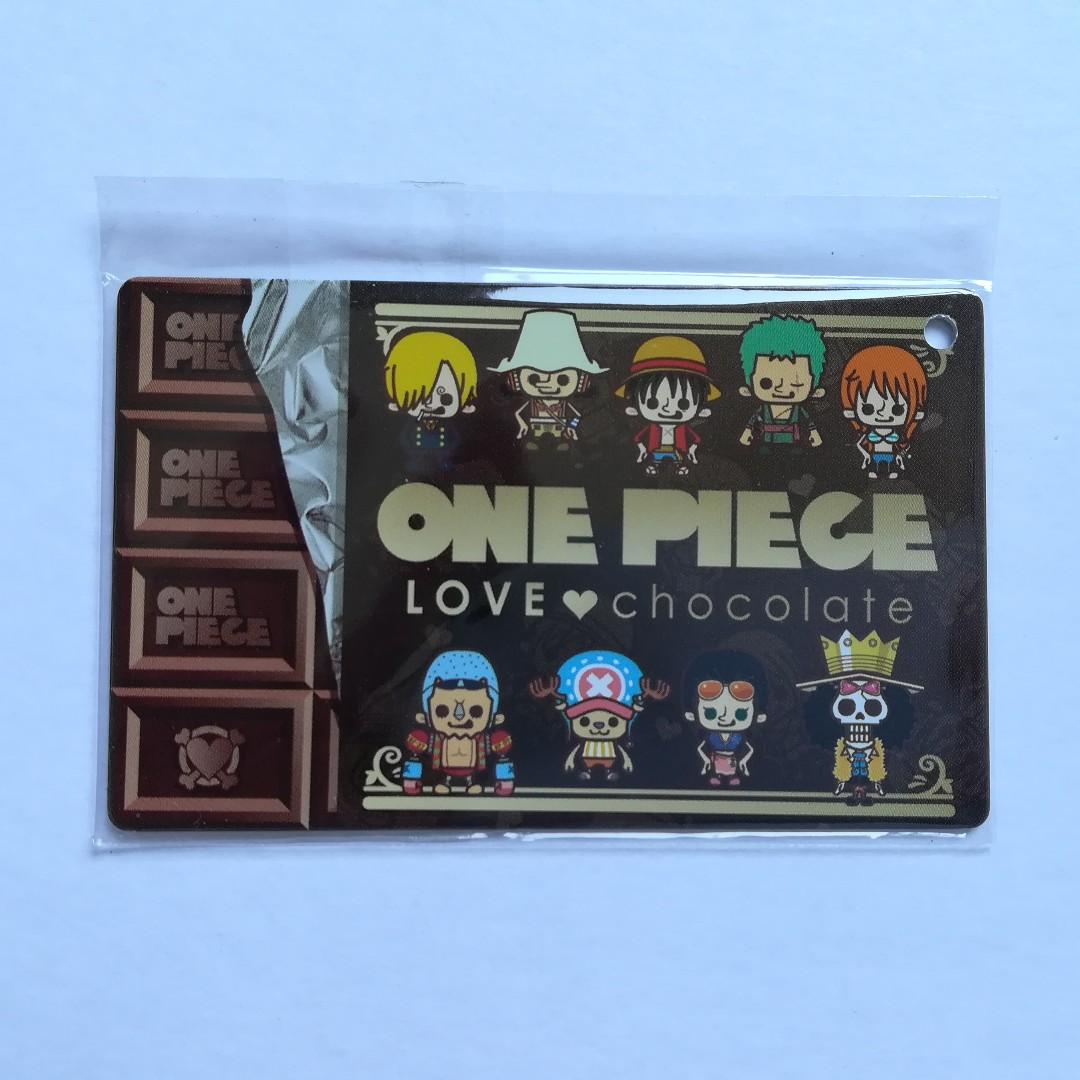 One Piece × Panson Works - Chocolate Metal Plate / Chocolate Metallic Plate