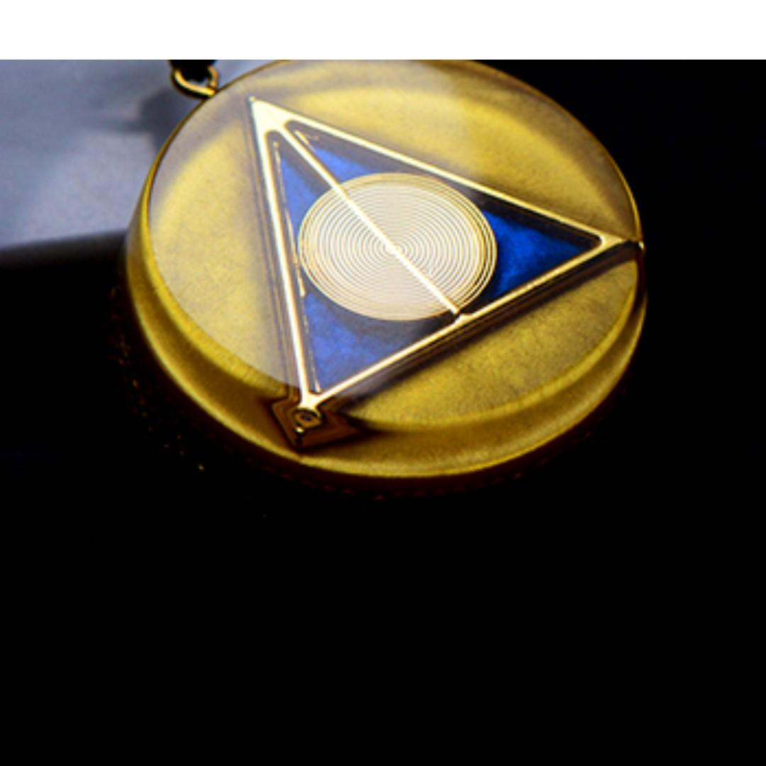 Original custom high frequency purification reiki crystal pendant creative pendant magic Ceremony Blessing Accessories Witch Money