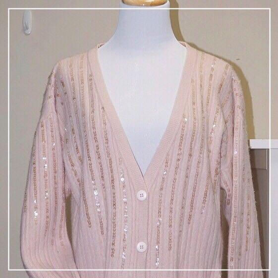 *Perfect Condition* Vintage Cardigan 70% Wool 20% Angora Plus Size Women Size 1X