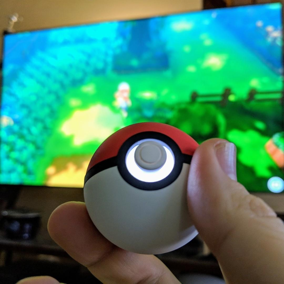 POKEBALL PLUS for NINTENDO SWITCH