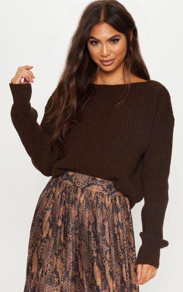 Pretty Little Thing Cropped Sweater