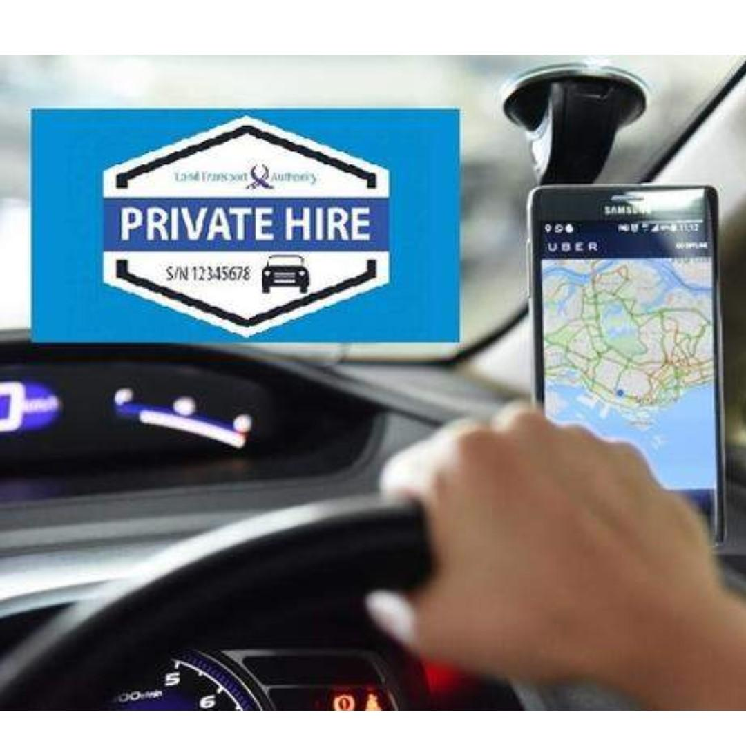 Private Hire Cars for Lease