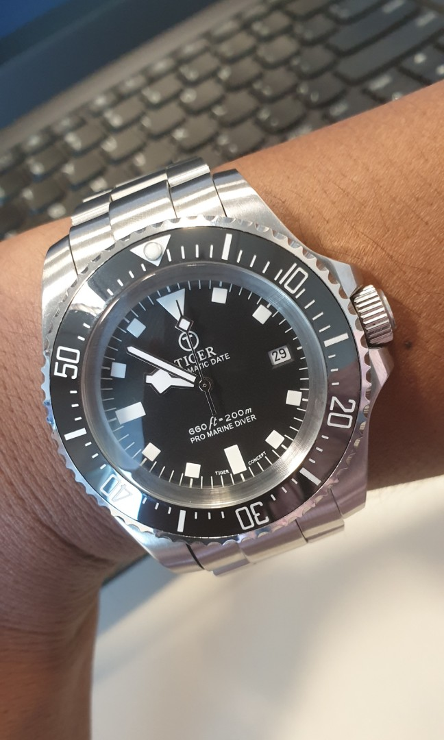 Final Price Rolex Deepsea Homage 44mm