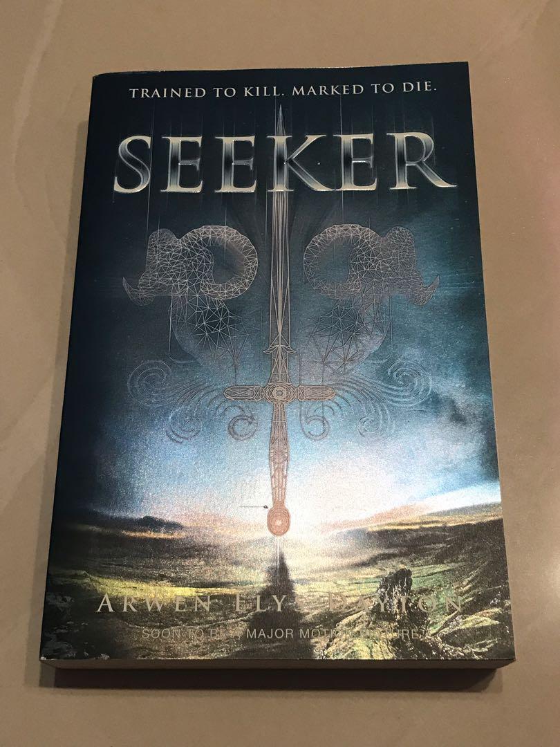 Seeker Arwen Elys Dayton Novel English