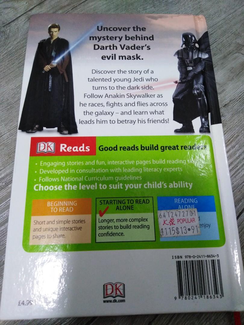 Star Wars - The Story Of Darth Vader
