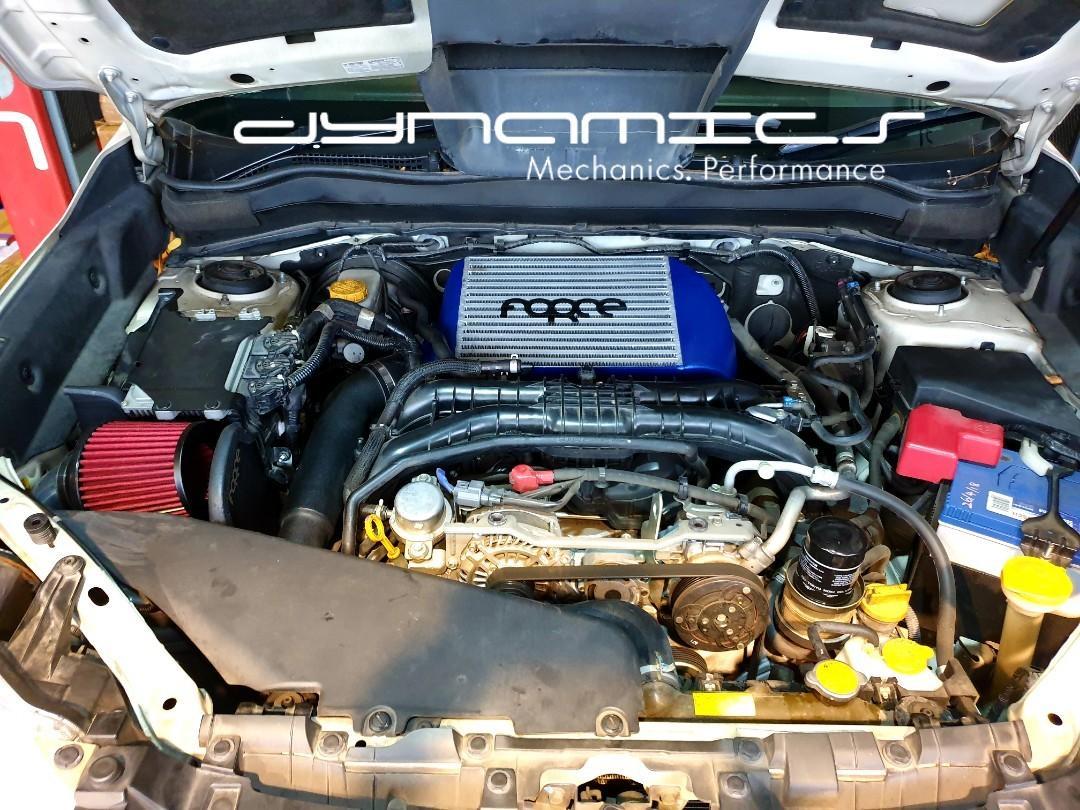 Subaru Forester SJ: Stage 1 5-2 0 Performance Upgrades, Car