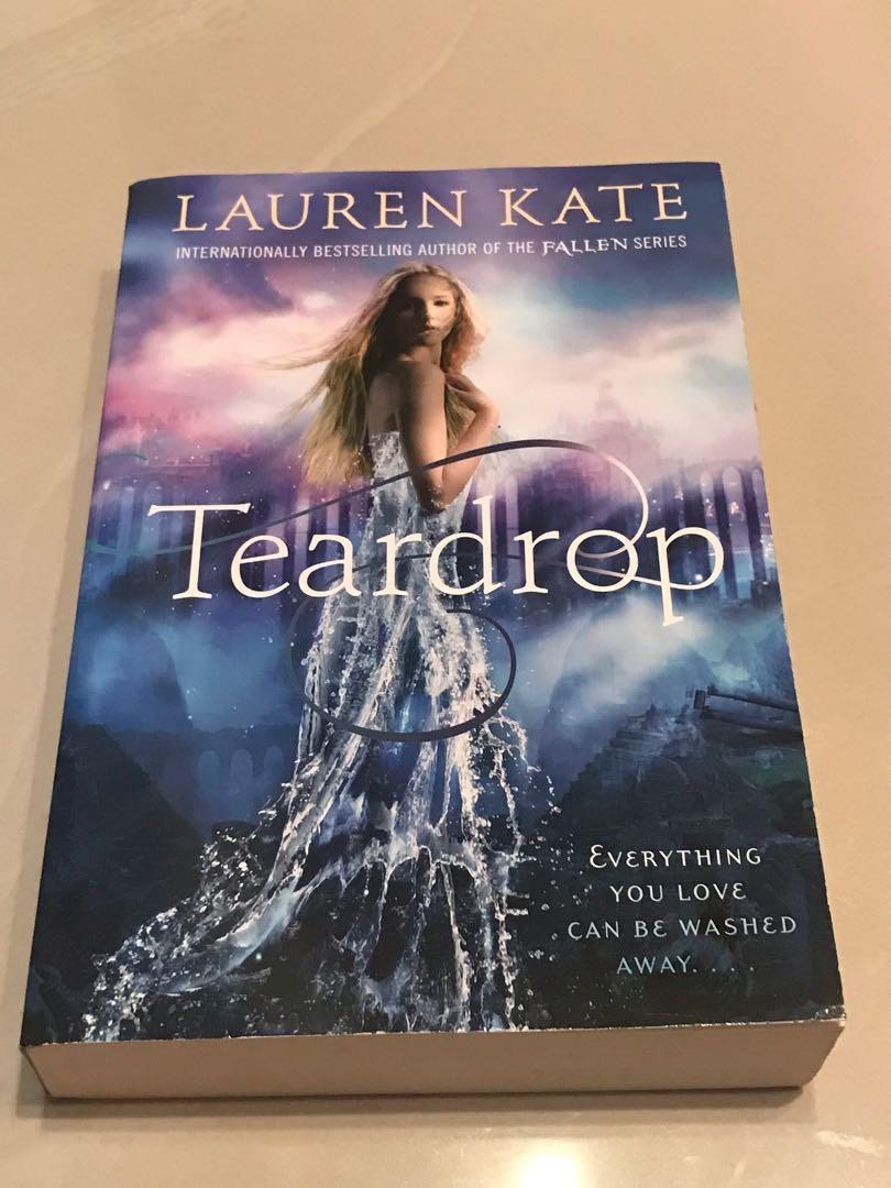 Teardrop Lauren Kate Novel English