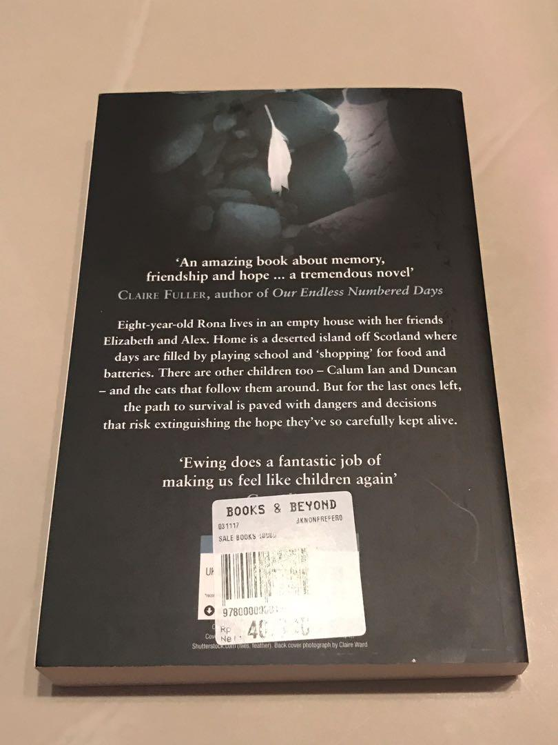 The Last of Us Novel English