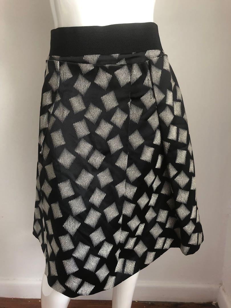 Veronika Maine Designer Skirt size 12
