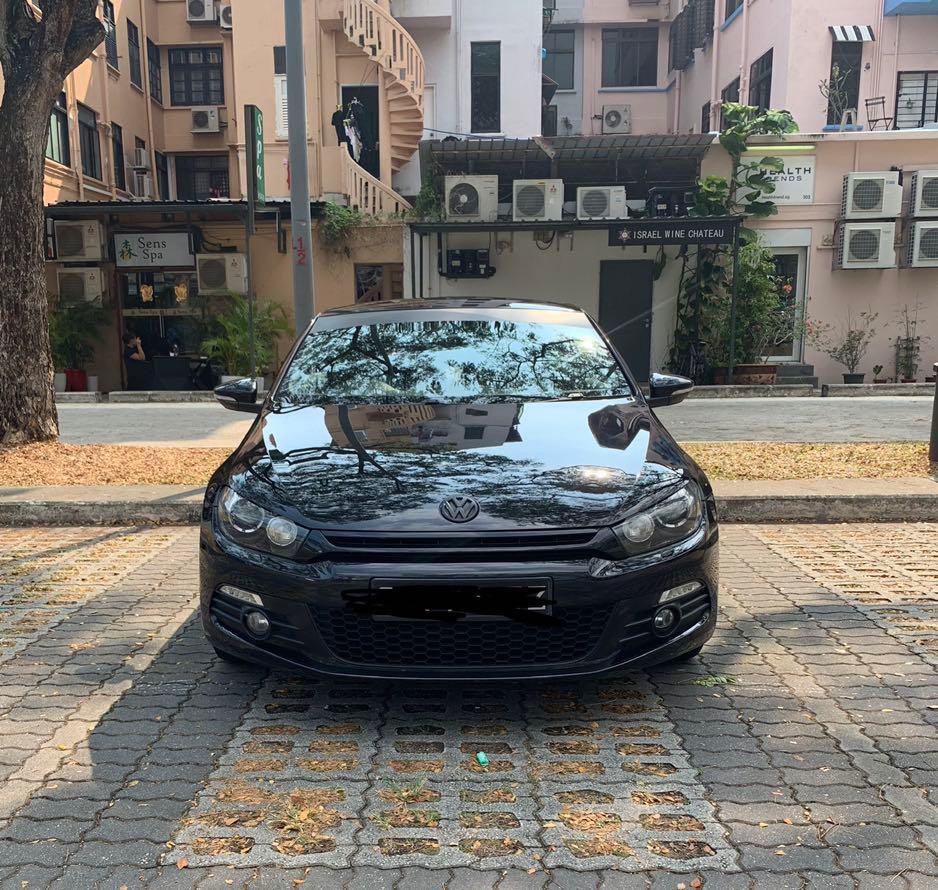 Volkswagen Scirocco 2.0 TSI DSG Auto