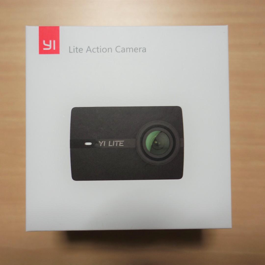 Xiaoyi Yi Lite Action Camera NEW, Photography, Video