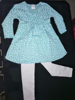 Baju Muslim Anak gamis