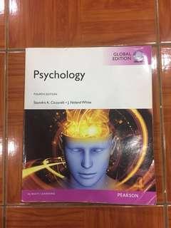Pearson Psychology Textbook