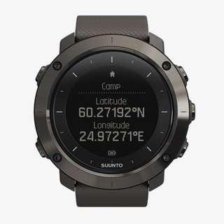 🚚 Suunto Traverse Black Graphite Digital Watch SS022226000