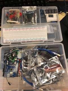 Arduino 入門套裝(93%新)