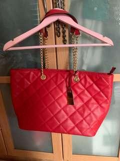 Authentic Aldo chain bag