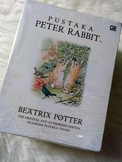 Pustaka Petter Rabbit - Beatrix Potter