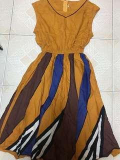 全新連身裙,made in Japan