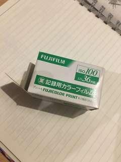 35mm film roll FUJIFILM ISO 100 FREE SHIPPING!!!