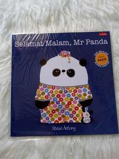 Set Buku Mr. Panda (4pcs)