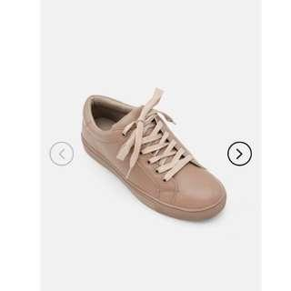 NEW Mel & Molly Lizz Sneakers Nude Shoes