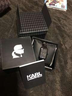 🚚 Karl lagerfeld 卡爾正版手錶,老佛爺,Chanel,fendi