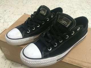 Converse Cons Black/White Zoom Air