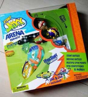 Stunt Jaxx Arena Set