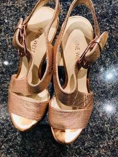[NINE WEST] heels