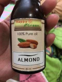 Almond Oil / minyak almond