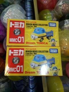 🚚 Tomica 小小兵車車01