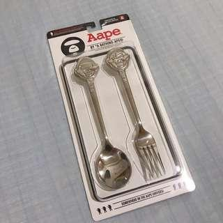 Aape 全新正品餐具組