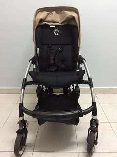 Bugaboo Bee Plus stroller + Car Sear BeSafe