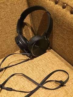 SONY 重低音耳機