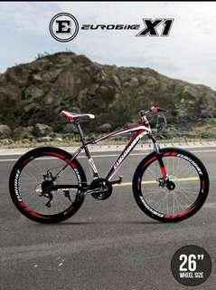 3ba49426f1f EUROBIKE X1 MTB (Affordable and GOOD Review!!) - pre-order while