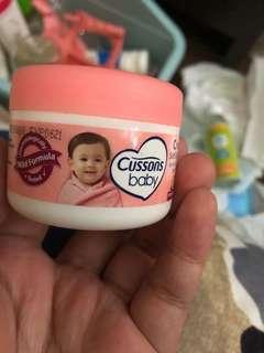 Cussons baby cream