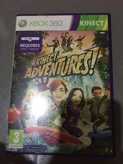 XBOX 360 game (kinect)