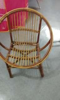 Chair rottan