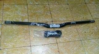 ENVE full carbon fiber bicycle stem and riser handlebar