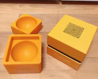 Glenmorangie 格蘭傑 矽膠威士忌冰球模具 附盒