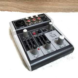 ( JUAL CEPAT ) mixer behringer