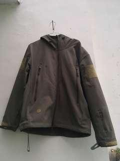 Army jacket jaket tentara tactical