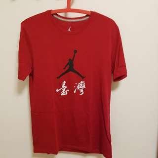 🚚 Nike Jordan系列臺灣限定短T M號