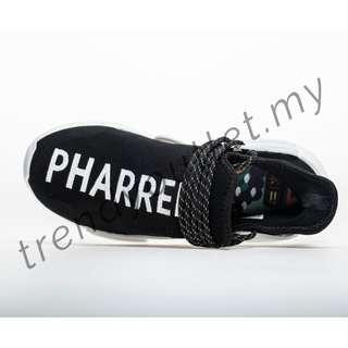 d5ae7a1c8 Pharrell Williams x Adidas NMD Human Race Black