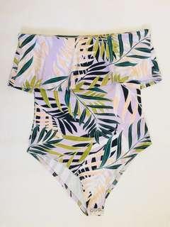 Tropical bodysuit