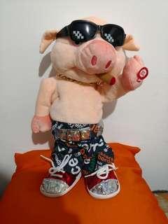 🚚 Dancing Pig 跳舞和唱歌豬