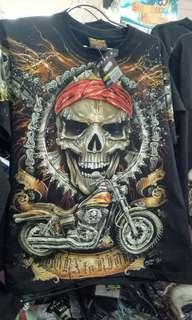 Skull Rockers Shirt by Uno