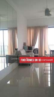 Very nice soho style condo with  pool view and river view!no west sun!no odd shape!