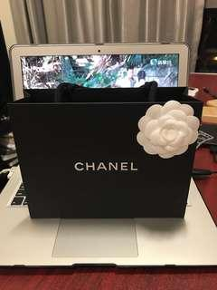 🚚 Chanel Paper Bag Brand New